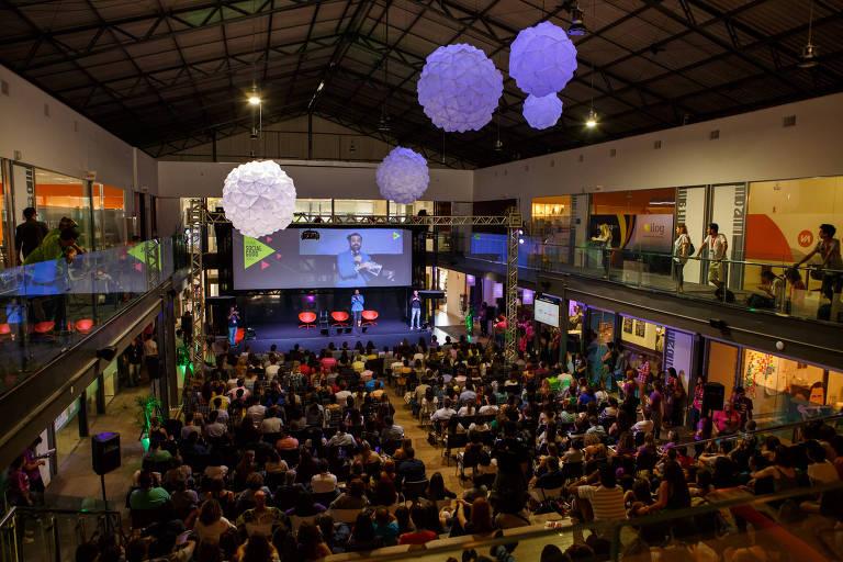 Quinta edição do Festival Social Good Brasil, em 2016