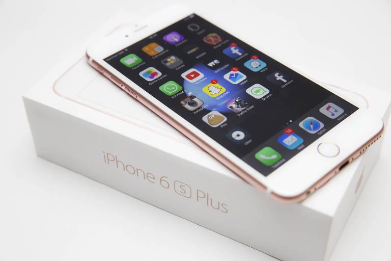 Gerações de iPhones