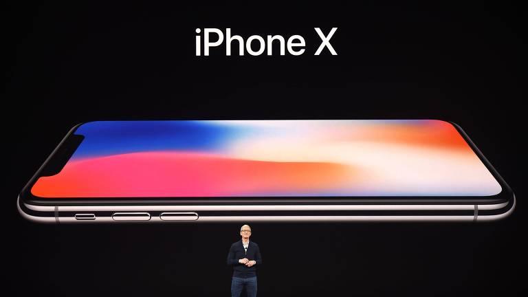 iPhone X e iPhone 8