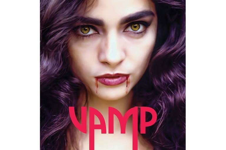 "Capa do box de DVDs da novela ""Vamp"""
