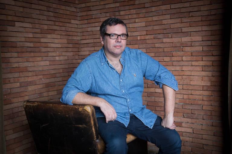 O autor de novelas João Emanuel Carneiro