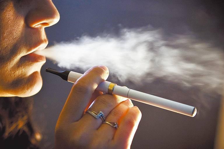 Cigarro eletr�nico