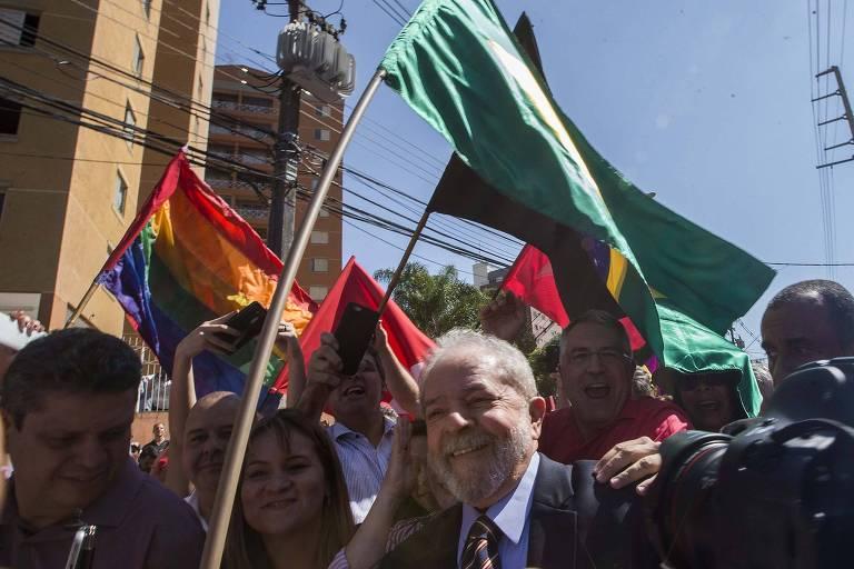Depoimento de Lula a Sérgio Moro