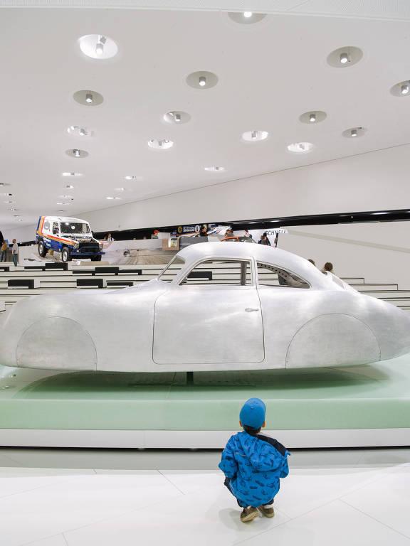 Museus de carros de luxo