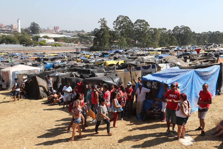Megainvasão em São Bernardo
