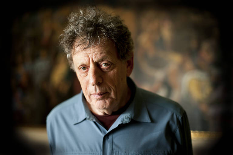 O compositor Philip Glass faz show gratuito no Ibirapuera