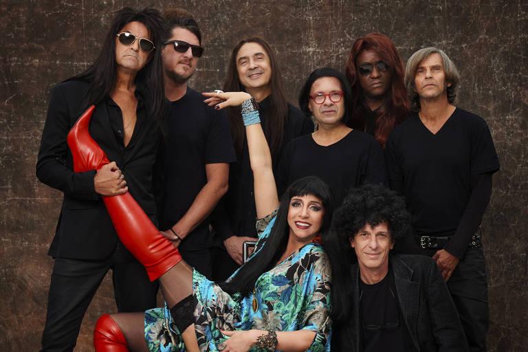 Cultuada nos anos 1990, Banda Vexame faz show no Sesc Pompeia