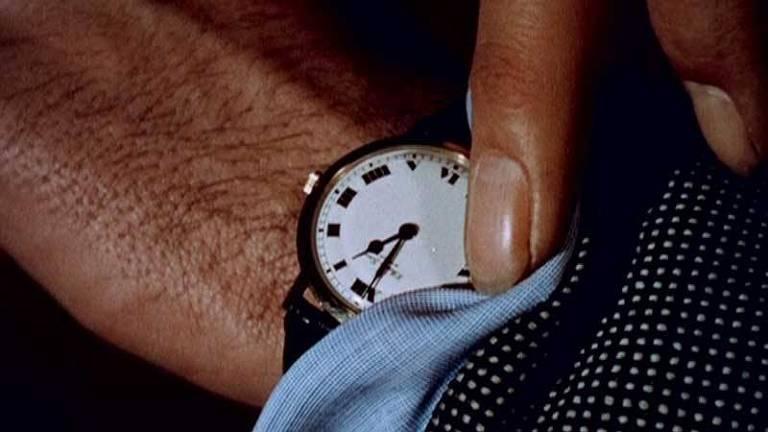 Trecho da videoinstalação 'The Clock', de Christian Marclay