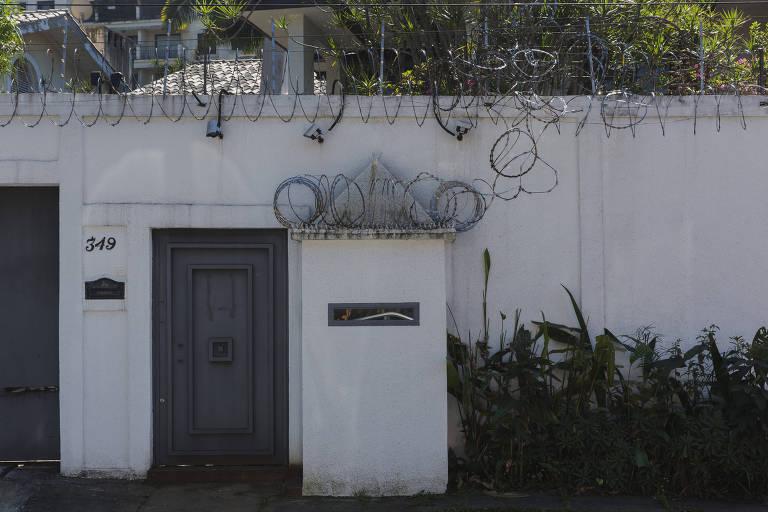 Muros em S�o Paulo