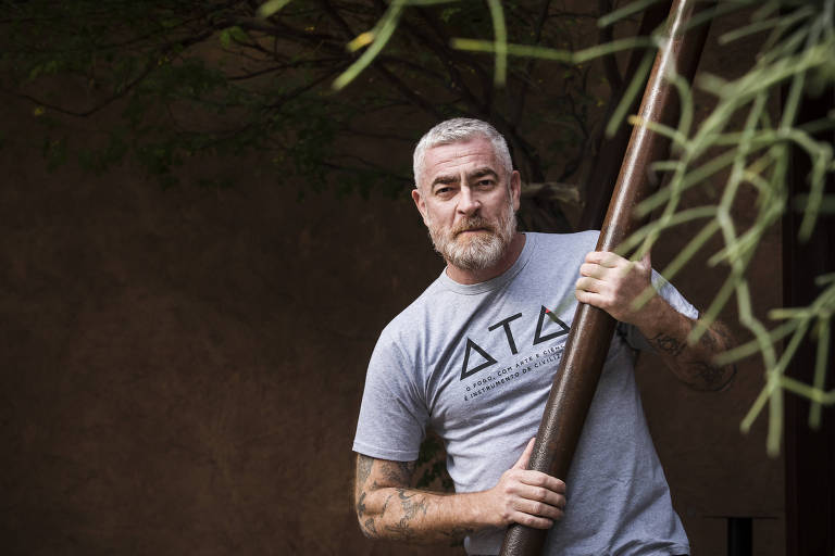 Alex Atala, chef mais premiado do país
