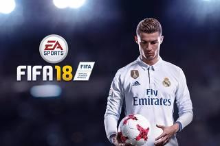 ComCristiano Ronaldo 'emprestado',Fifa 18 paraPC tempré-venda com desconto
