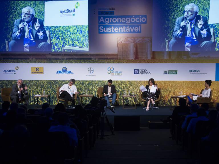 Seminário Folha Agronegócio Sustentável