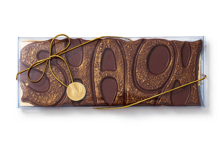 Barra Shalom da Chocolat du Jour