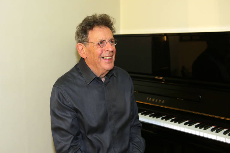 Concerto de Philip Glass na Sala S�o Paulo