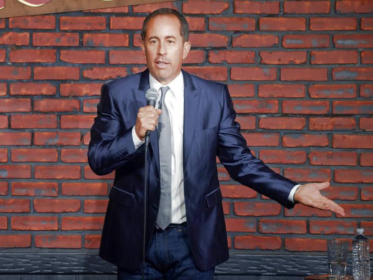 Jerry Seinfeld Divulgação