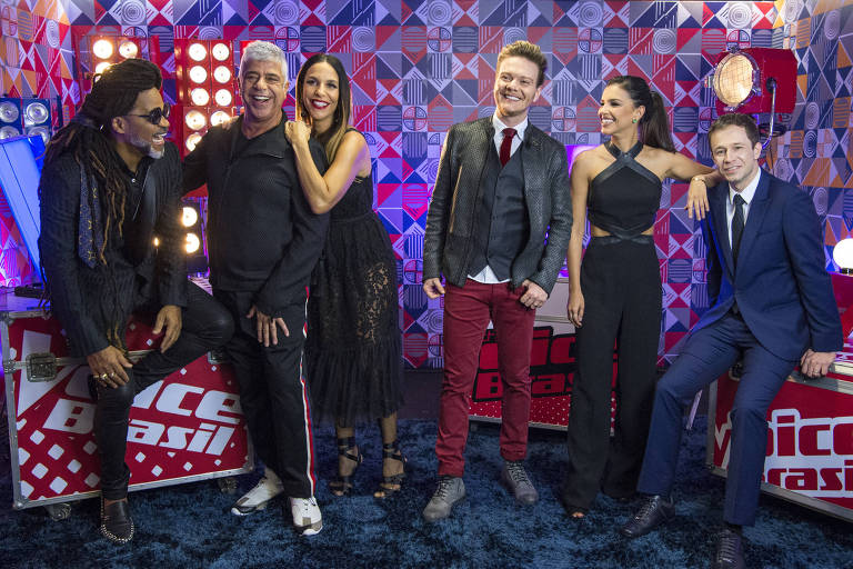 The Voice Brasil 2017