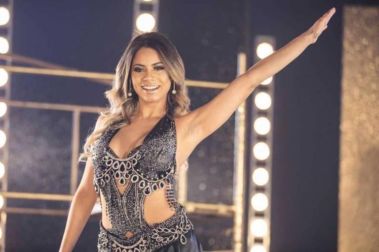 Lexa no 'Dancing Brasil'