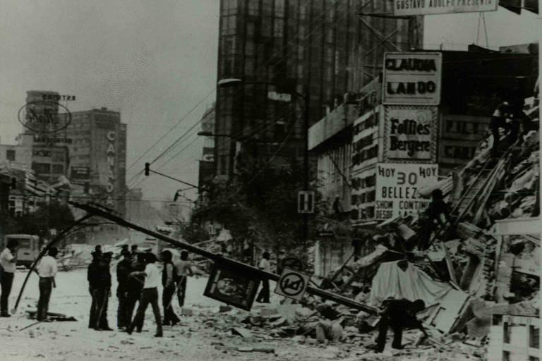 Terremoto M�xico 1985