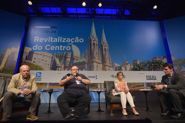 Fórum de Revitalização do Centro (20.09) - mesa 2