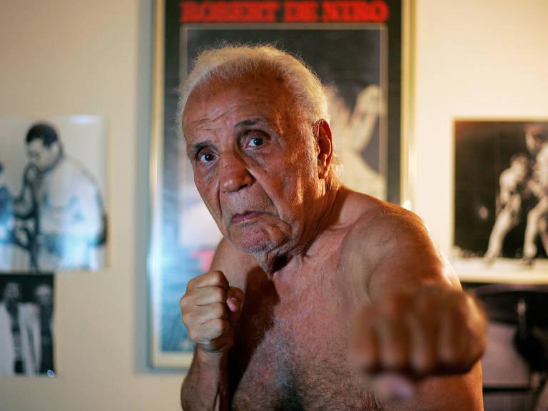 Jake LaMotta morre aos 95 anos