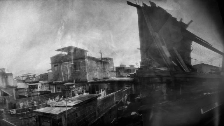 """Fotografia do projeto """"Da Minha Janela"""", do coletivo carioca Mão na Lata"""