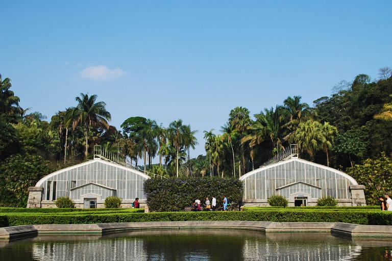 Espaço do Jardim Botânico