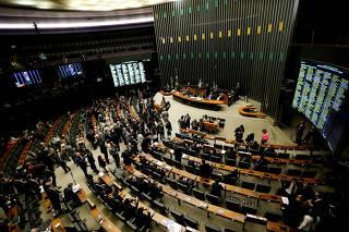 Eleição do novo presidente da Câmara dos Deputados