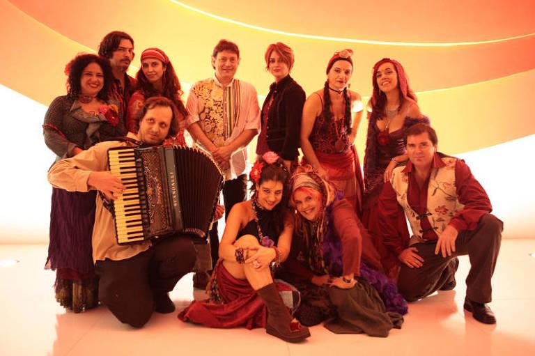 Festival 'Na Dan�a!' re�ne profissionais j� estabelecidos no Brasil e rec�m-chegados para apresenta��es