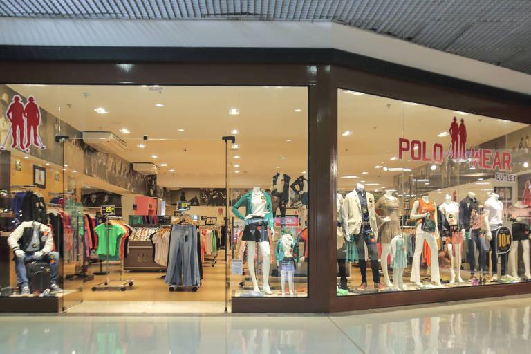 7b722bb92 Shoppings apostam em outlets de marcas famosas para atrair público ...