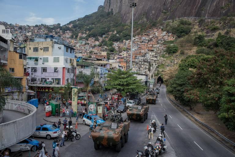 Viol�ncia no Rio