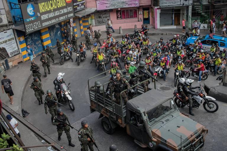 Violência no Rio