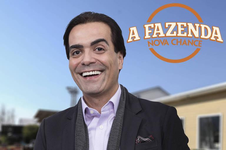 """Fabio Arruda é consultor de etiqueta e apresentou vários programas, além de ter participado da primeira edição da """"Fazenda"""""""