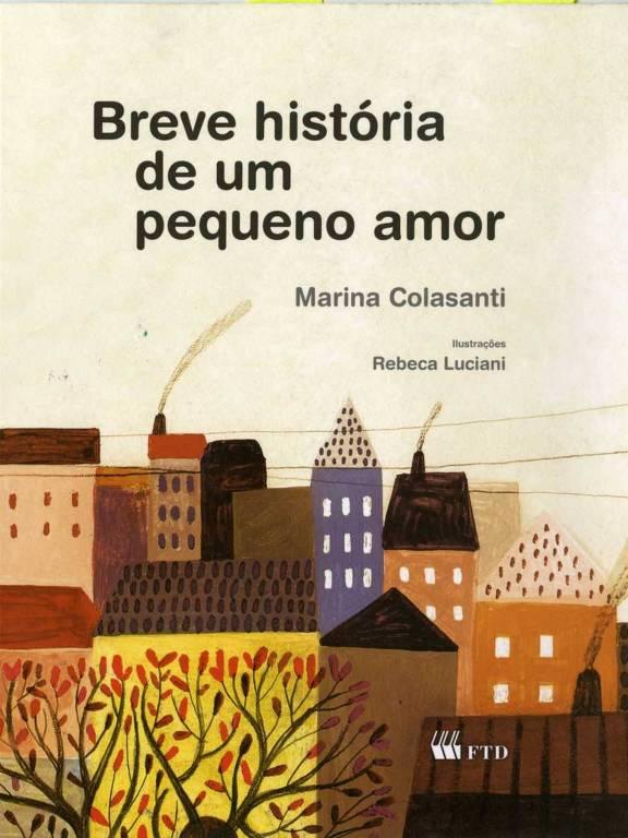 10 livros de Marina Colasanti