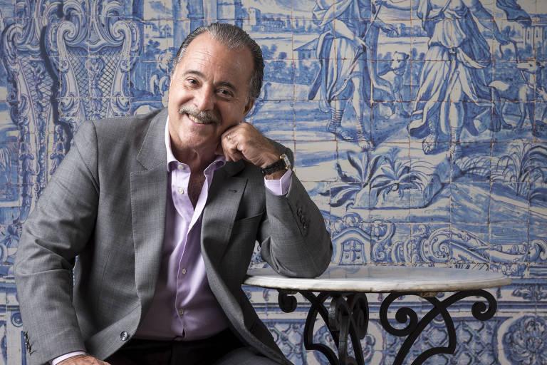 Personagens de 'Tempo de Amar', novela da Globo