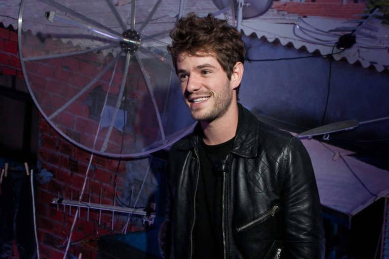"""Mauricio Destri foi protagonista na novela """"I Love Paraisópolis"""" (Globo)"""