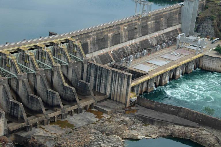 Usinas hidrelétricas de Minas Gerais