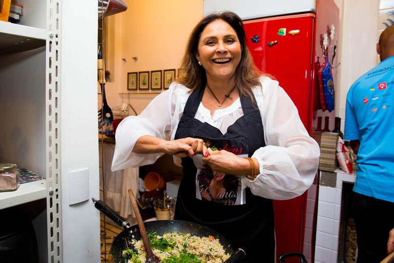 Jantar de Faf� de Bel�m em comemora��o � Varanda de Nazar�