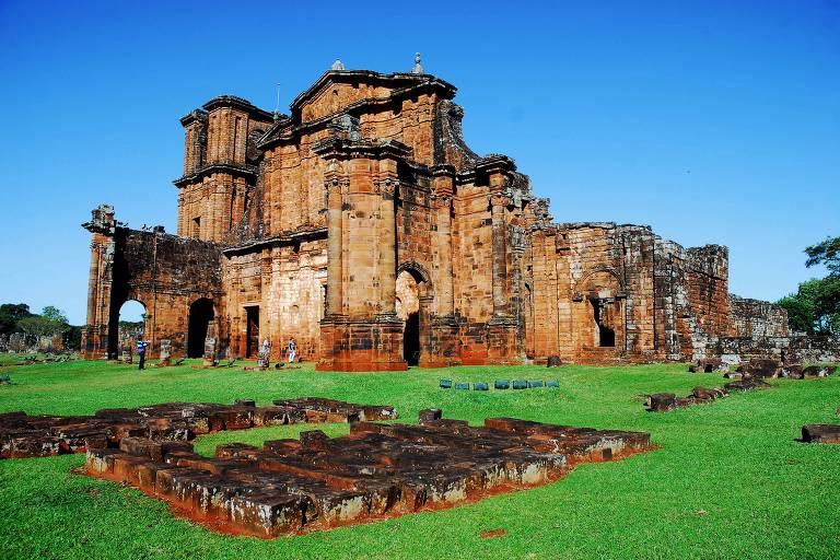 Patrim�nios arqueol�gicos do Brasil