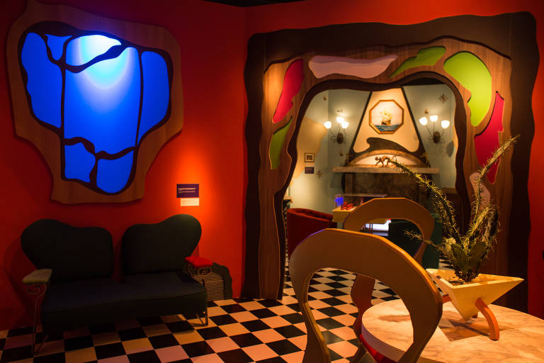 Exposição 'Rá-Tim-Bum, o Castelo'