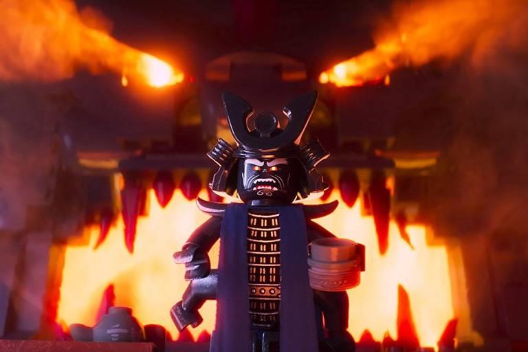 'Lego Ninjago - O Filme'
