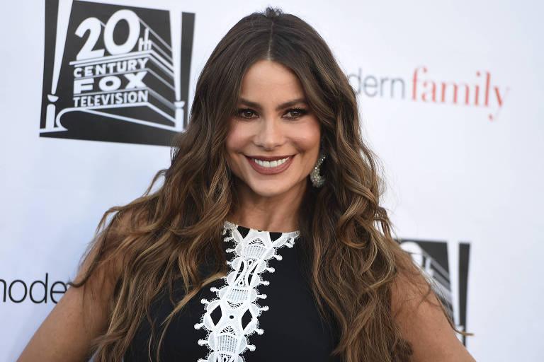 Sofia Vergara, de 'Modern Family', � a atriz mais bem paga da TV