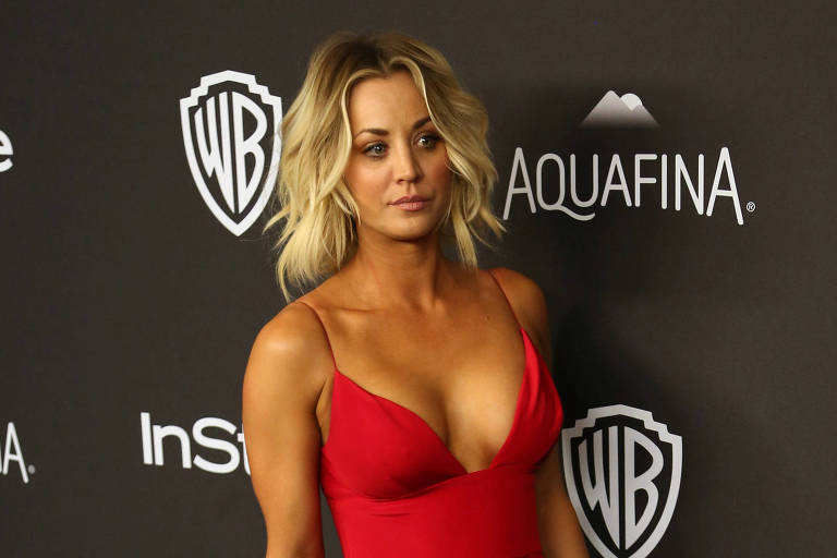 Kaley Cuoco, de 'The Big Bang Theory' embolsou US$ 26 milhões neste ano