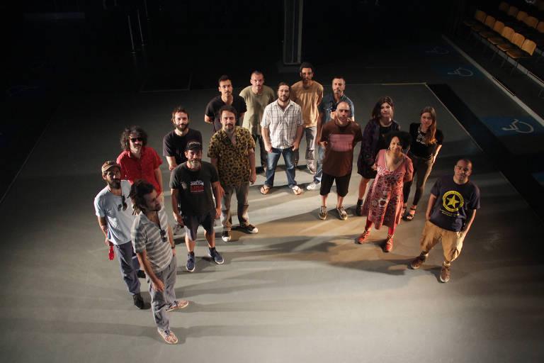 O projeto reúne as bandas Rakta, Bixiga 70, Metá Metá e Hurtmold