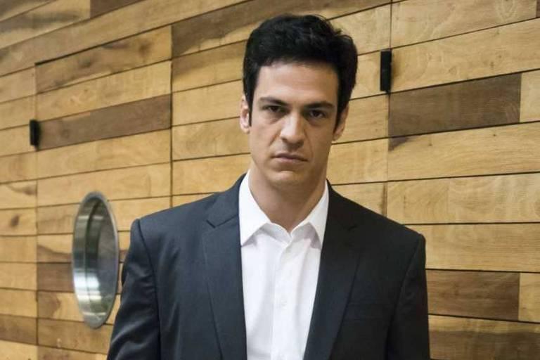 """Mateus Solano interpretou o empresário Eric em """"Pega Pega"""""""