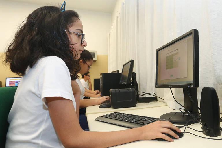 Estado recebe 91 mil computadores para a rede estadual de ensino