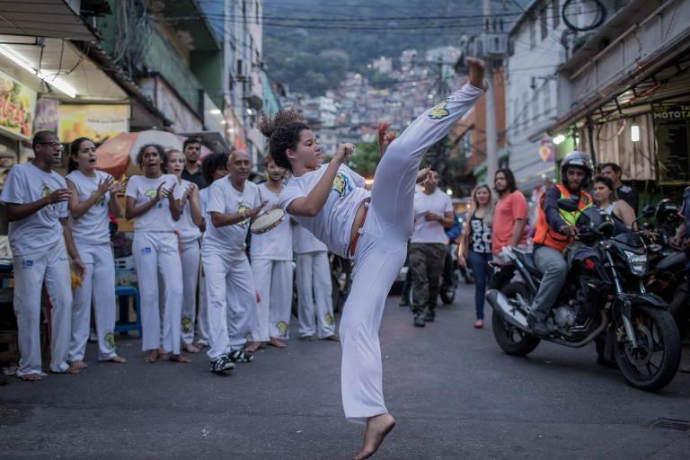 For�as Armadas deixar�o Rocinha