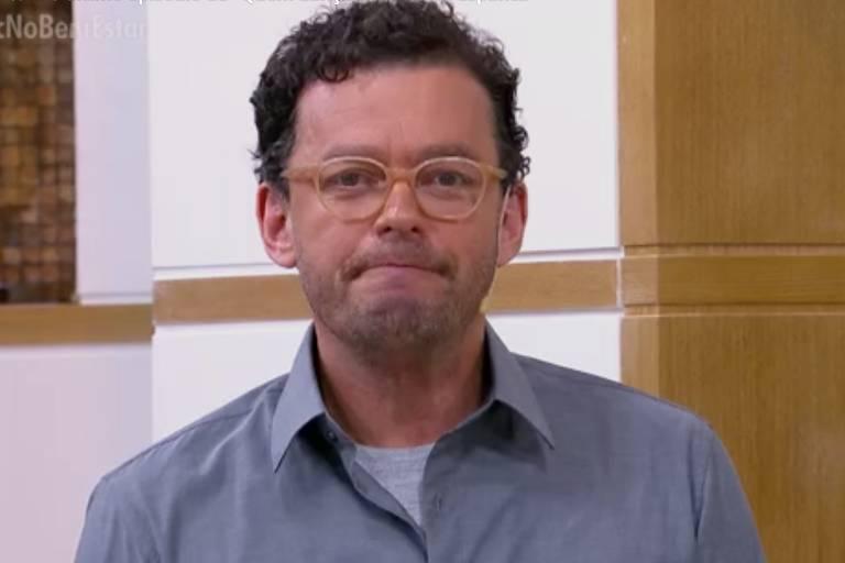 """Fernando Rocha, apresentador do """"Bem Estar"""" (Globo)"""