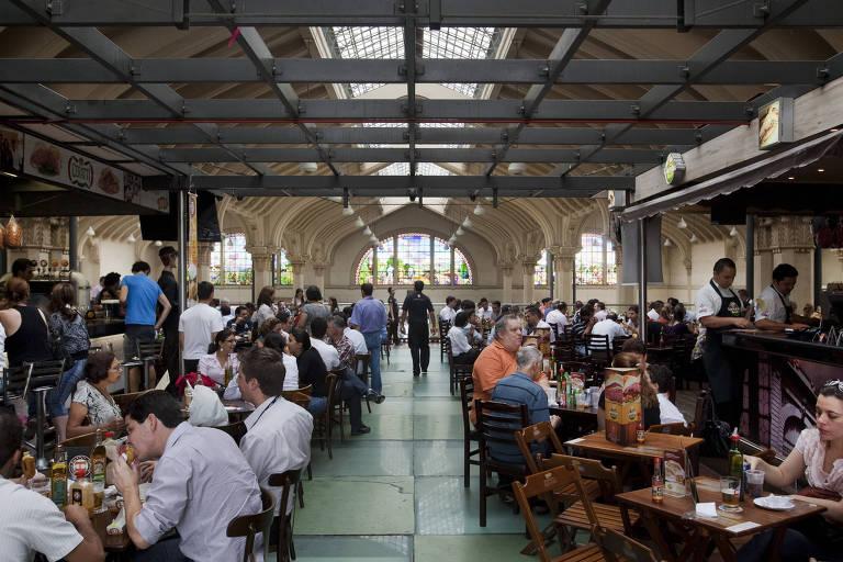 Mercad�o de S�o Paulo