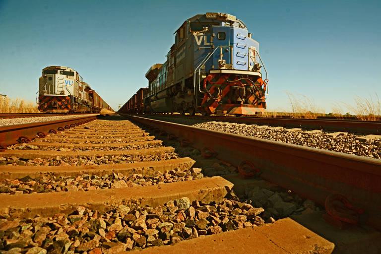 Ferrovia Norte-Sul tem estrutura para 9 milhões de toneladas de grãos