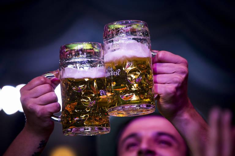 2ª Oktoberfest em SP ganha mais dias e diminui valor do ingresso